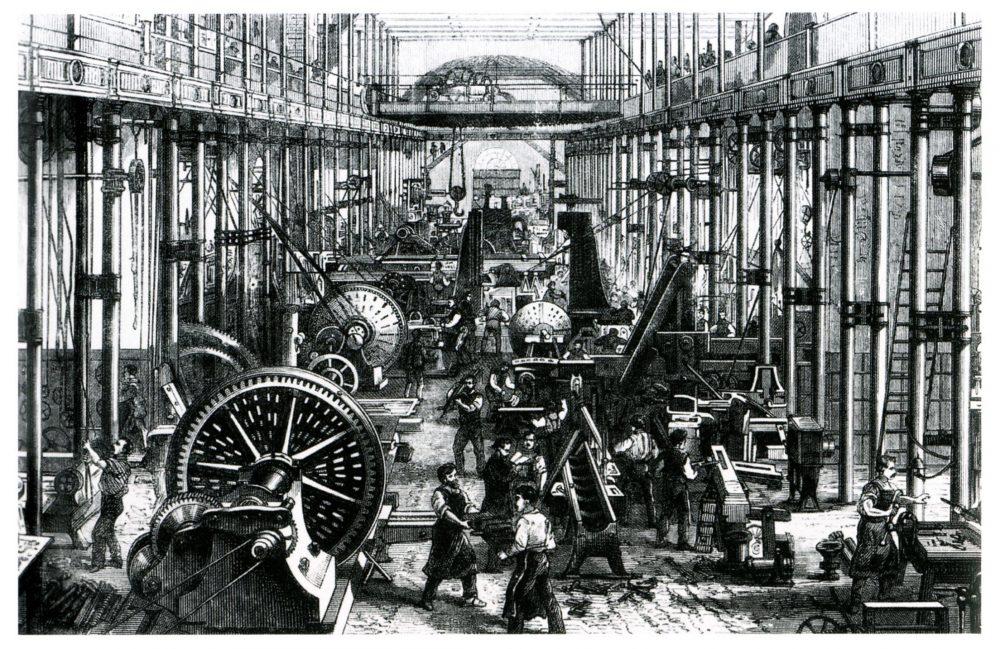 Industrial Revolution Schoolshistory Org Uk