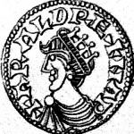 Norweigan coin from the reign of Harald Hardrada
