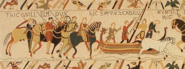 Normans. Worksheet based on the Bayeux Tapestry