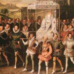 Procession in Elizabethan England