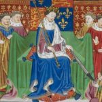 King Henry VI of England. Also Crowned as King of France