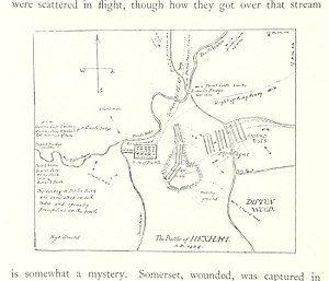 Battle of Hexham
