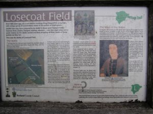 Losecoat Field