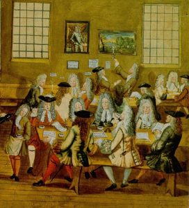 17th Century Coffee House