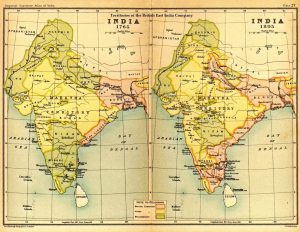 Expansion of the East India Company