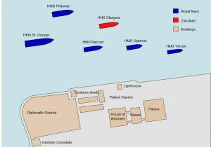 Anglo-Zanzibar War - Shortest War in History