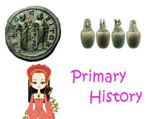 Great Resources For Teaching Primary History | Schoolshistory.org.uk