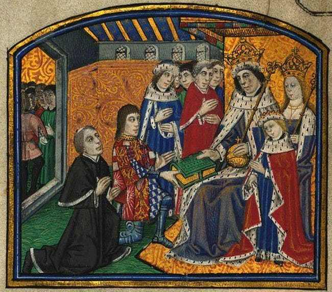War Of Kings Facebook: Henry VI And The Problem Of His Catatonic State: Who