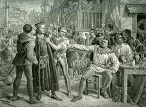Jack Cade's rebellion of 1450