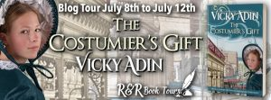 Vicky Adin - The Costumiers Gift Blog Tour - Author Interview