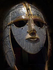 Reconstruction of the Sutton Hoo Helmet